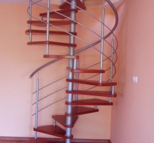 Schody spiralne